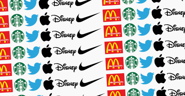 Various company logos. Source: FastCompany.net.